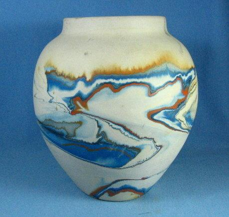 Nemadji Art Pottery - Very LARGE Pottery Pot