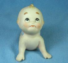 Rose O'Neill Kewpie PIANO BABY Porcelian Doll