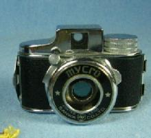 1940's MYCRO Subminiature Japanese Camera - misc