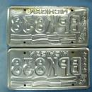 1976 Michigan Bicentennial License Plate PAIR - Used Automobile  misc