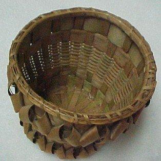 Native American Basket - Textiles