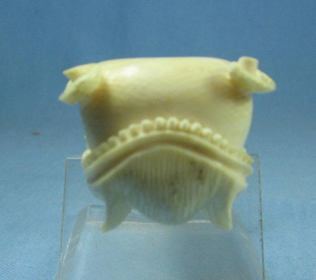 Imperial NUCUT Elegant Glass 2-handle Banana Bowl