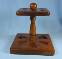 Estate Smoking PIPE RACK - Vintage Tobacannia