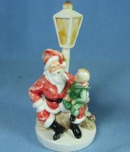 Sebastian Miniature SANTA - Chirstmas Holiday Porcelain Figurine