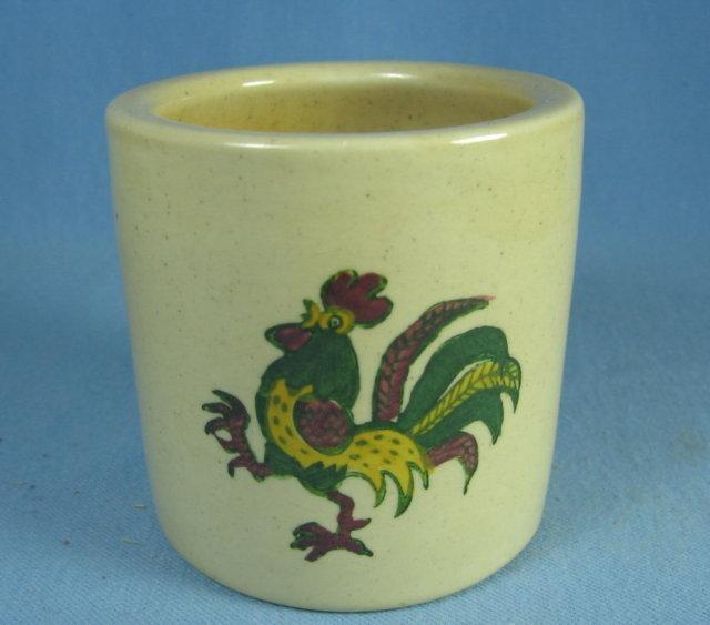 Metlox Spooner POPPYCOCK - Vintage Pottery
