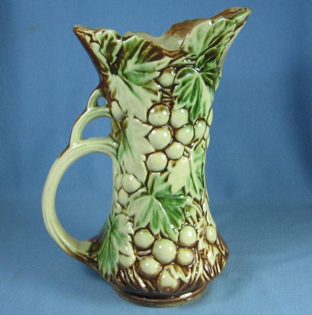 TURKEY  Planter - Colorful Vintage Pottery