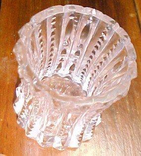 Sharp Cut glass toothpick - glass