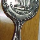 Cut glass toothpick - glass