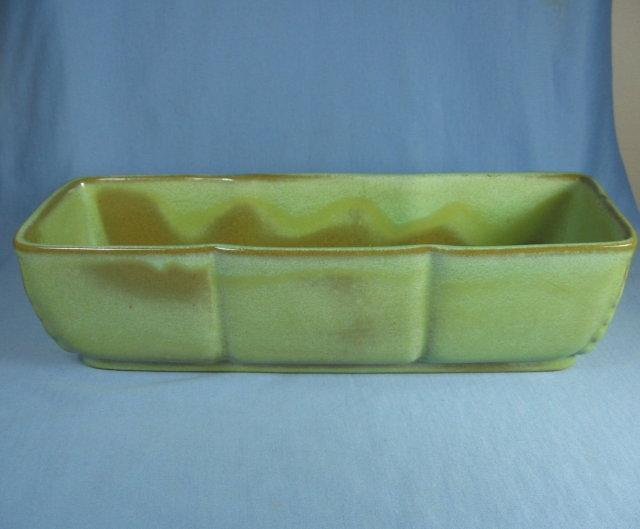 Frankoma Window Box PLANTER - Vintage pottery