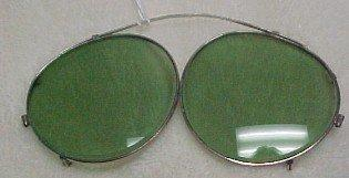 AOM Clip on Sun Glasses - glass