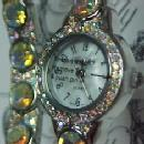 Kirks Folly Princess Watch + Bracelet - Jewelry