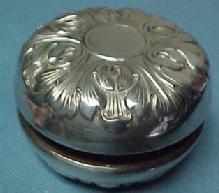 Vintage Gorham Sterling Yo-yo - Silver