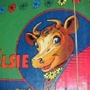ELSIE Elmer Beulah Bordon GAME BOARD - Toys