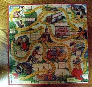ELSIE Elmer Beulah Bordon GAME BOARD - Toys