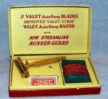 Gillette VALET Auto-Strop Razor in Original Box - Misc.