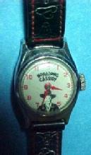 Hopalong Cassidy Watch - Toys