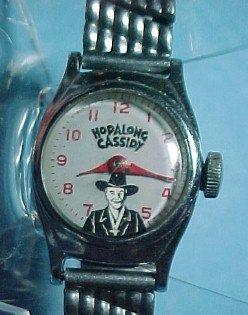 Hopalong Cassidy Watch - Toys