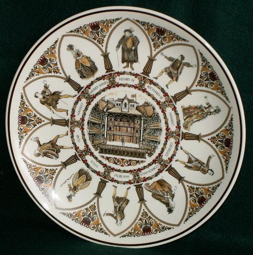 Five Noritake FIESTA Porcelain Sandwich Plates