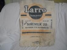 Feed sack Larro, GENERAL MILLS,INC.