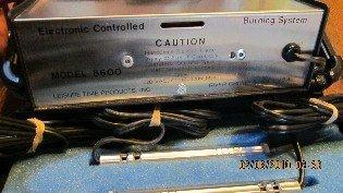 Detail Master Burner System - Excalibre - Tools