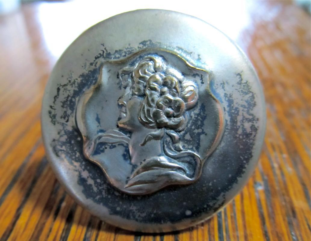 Scent Hat Pin - Jewelry