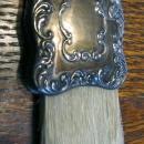 INK ERASER and Brush Sterling - Silver