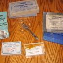 Antique Dental Tool Group ~ Medical Dentist Estate Lot