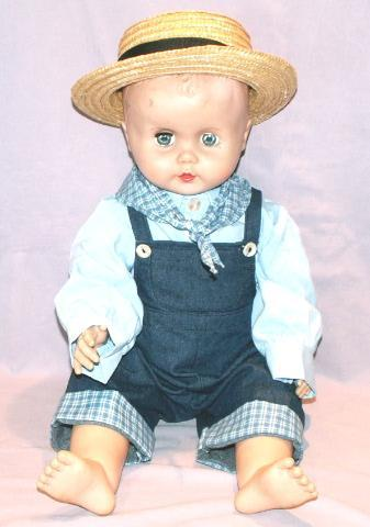 COUNTRY BOY Baby Doll - Toys