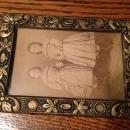 Czecho-slovakia Photo Small Frame CHILDREN - Metalware