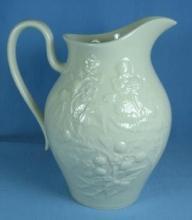 Lenox  BLACKBERRY Pitcher - Vintage Pottery Porcelain
