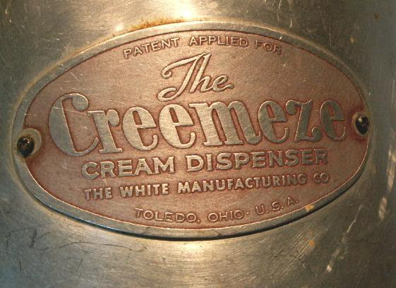 CREEMEZE Cream Dispenser - Misc.