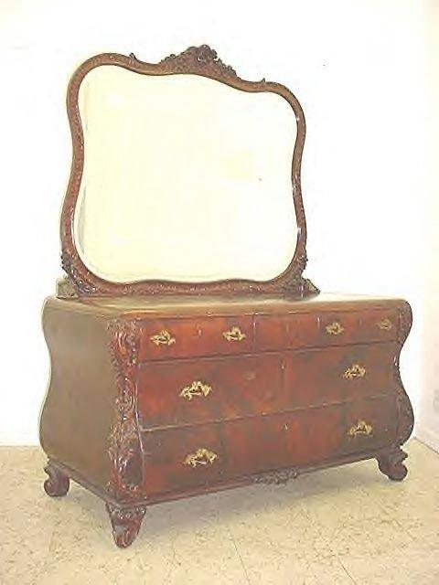 Horner Mahogany Bombay Dresser