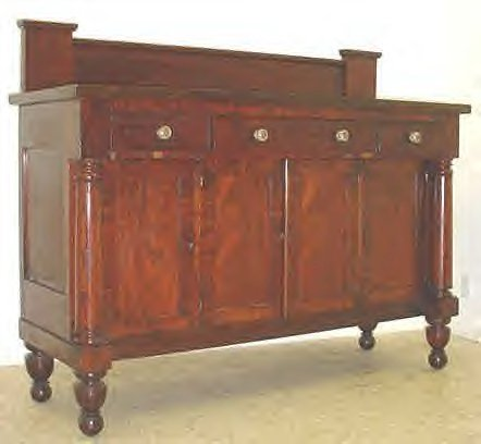 American Empire Sideboard Server