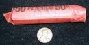 ROLL OF 50 1937 WHEAT PENNIES