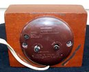 GENERAL ELECTRIC MODEL 7H246 ELECTRIC TABLE CLOCK WITH ALARM