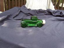 AVON STERLING SIX II CAR BOTTLE