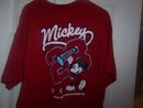MICKEY MOUSE CHEER LEADER T-SHIRT - PRICE REDUCED -