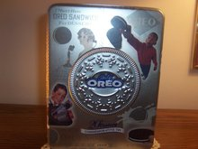OREO 20TH CENTURY COMMEMORATIVE TIN