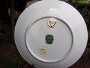 BONN DISPLAY PLATE BY ROYAL PORZELLAN KPM