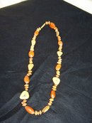 MIXED NUT NECKLACE ONE PIECE