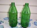 PAIR OF 7 UP BICENTENNIAL SODA BOTTLES - PRICE REDUCED -