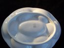 WARWICK OVAL SHAPED OYSTER PLATE WITH PRICE REDUCED