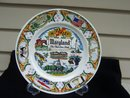 STATE OF MARYLAND SOUVENIR PLATE