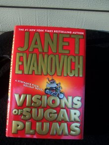 VISIONS OF SUGAR PLUMS BY EVANOVICH 1ST ED.