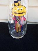 MAYORL MC CHEESE  COLLECTOR SERIES GLASS