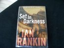 SET IN DARKNESS BY IAN RANKIN 1ST US EDITION