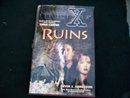 THE RUINS AND ANTIBODIES X-FILES BOOKS