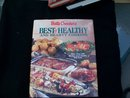 BETTY CROCKER'S BEST OF HEALTHY AND HEARTY COOKING BOOK