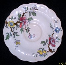BOOTHS CHINESE TREE A8001 DEEP SAUCER