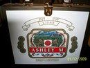 ASHLEY M CIGAR BOX PURSE OR POCKETBOOK